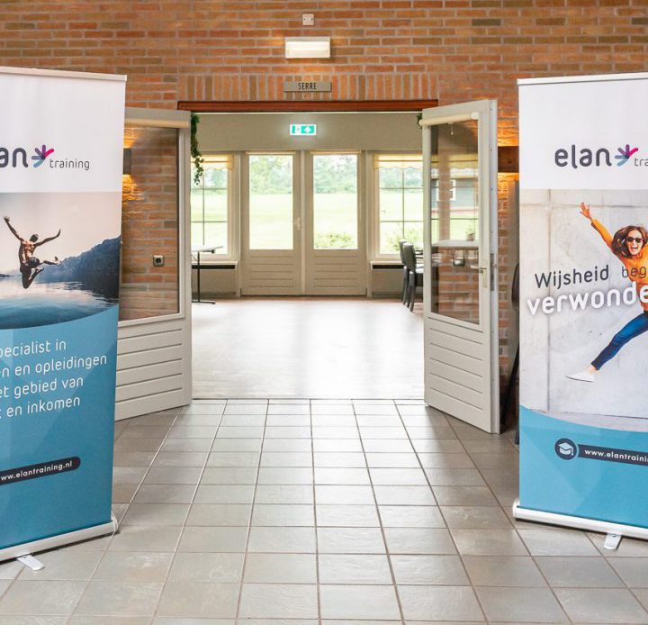 Nieuwe website Elan Training